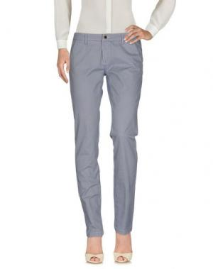 Повседневные брюки CAMOUFLAGE AR AND J.. Цвет: синий