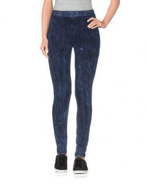 Повседневные брюки MAIOCCI. Цвет: синий