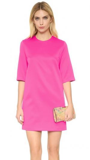 Платье Guernica camilla and marc. Цвет: ярко-розовый