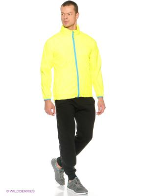 Куртка Neon Mac in a sac. Цвет: желтый