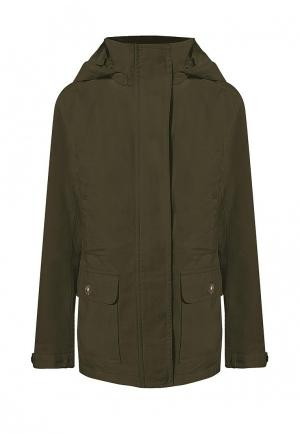 Куртка Finn Flare. Цвет: хаки
