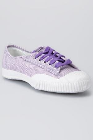 Кеды Shulong. Цвет: фиолетовый