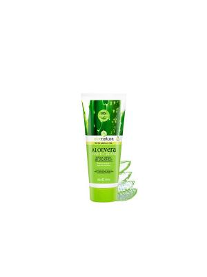 Алоэнейчер крем для рук с маслом арганы, 100мл Madis S.A.. Цвет: светло-зеленый