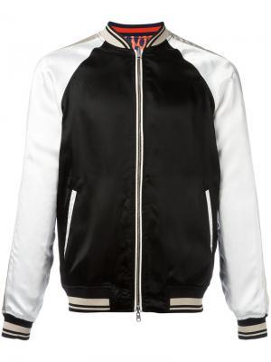 Двусторонняя куртка Souvenir 3.1 Phillip Lim. Цвет: чёрный