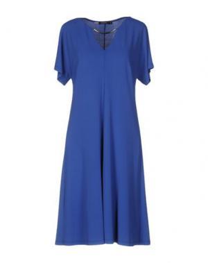 Платье до колена SUPERIOR. Цвет: пастельно-синий