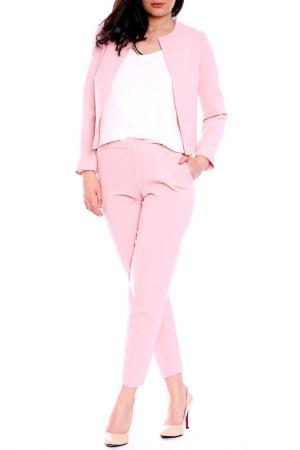 Жакет Moda di Chiara. Цвет: розовый