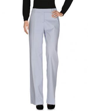 Повседневные брюки FABERGE&ROCHES. Цвет: светло-серый