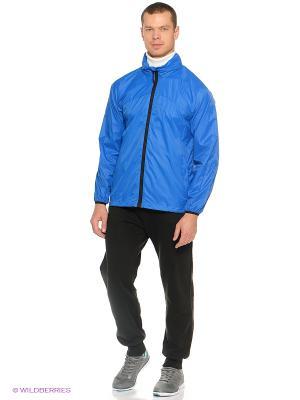 Куртка Classic Mac in a sac. Цвет: голубой, синий