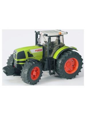 Трактор Claas Atles 936 RZ Bruder. Цвет: салатовый, серый