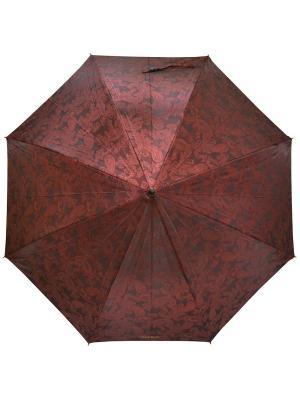 Зонты H.DUE.O. Цвет: бордовый
