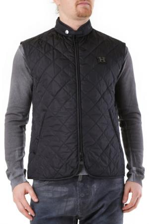 Vest HUSKY. Цвет: black