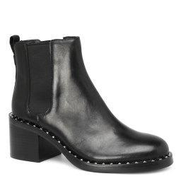 Ботинки  XOX черный ASH
