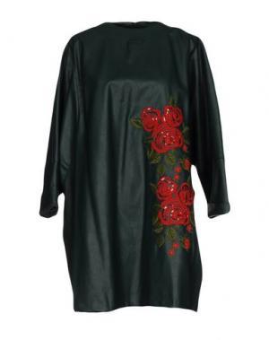 Короткое платье JIJIL. Цвет: зеленый