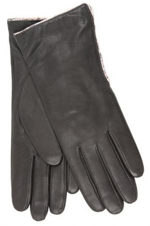 Перчатки Dali Exclusive. Цвет: серый, серо-бежевая змея