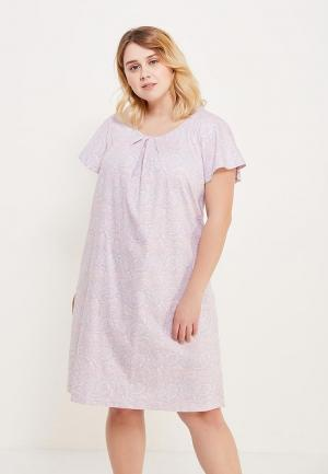 Сорочка ночная Лори. Цвет: розовый
