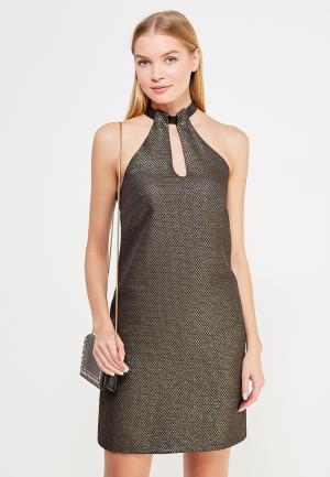 Платье Martina Franca. Цвет: золотой