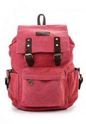 Рюкзак Polar. Цвет: коралловый
