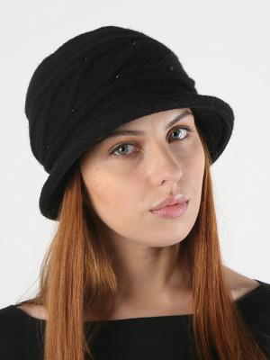 Шляпа SHERONA. Цвет: черный