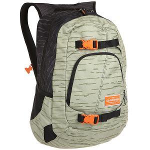 Рюкзак городской  Explorer 26 L Birch Dakine. Цвет: светло-зеленый,черный