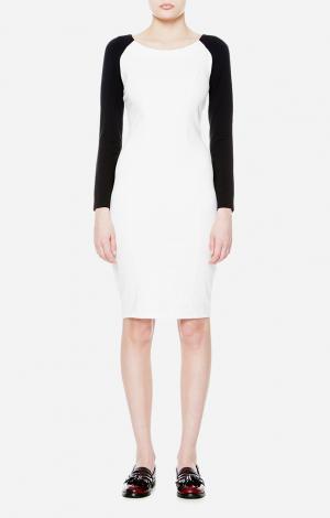 Платье Белое LuAnn
