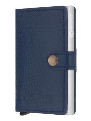 Кошельки CARDCASE. Цвет: синий