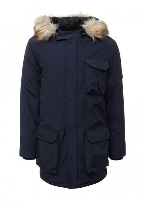 Куртка утепленная Penfield. Цвет: синий