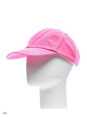 Бейсболка Colin's. Цвет: розовый