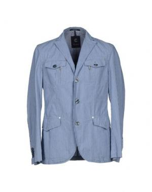 Пиджак CALVARESI. Цвет: синий
