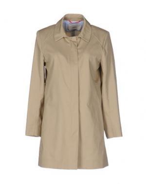 Легкое пальто ..,MERCI. Цвет: бежевый