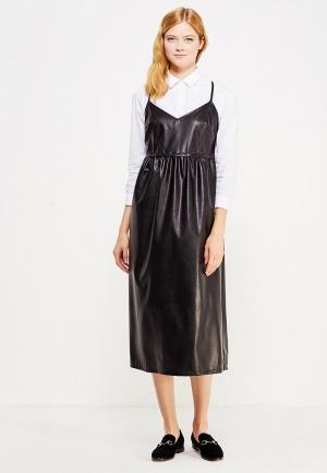 Комплект платье и блуза Imperial. Цвет: разноцветный
