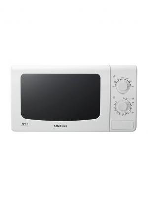 Микроволновая печь ME81KRW-3, белый Samsung. Цвет: белый