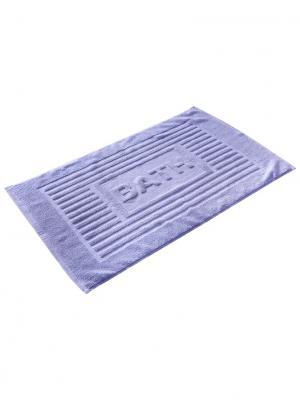 Коврик для ванной 60х100см bm-cot-d1/3-3 Cite Marilou. Цвет: сиреневый
