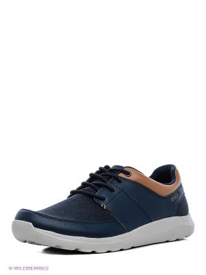 Кроссовки CROCS. Цвет: темно-синий