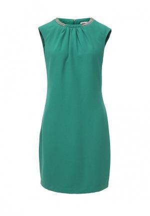 Платье Zarina. Цвет: зеленый
