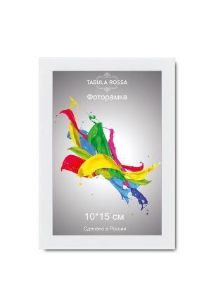 Фоторамка 10х15 №454 Tabula Rossa. Цвет: белый