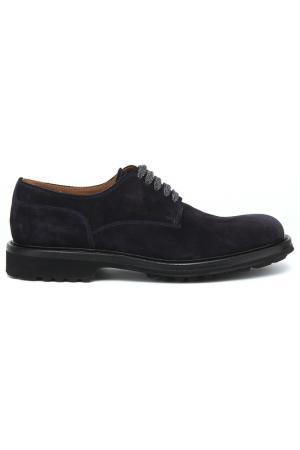 Ботинки Doucals Doucal's. Цвет: синий