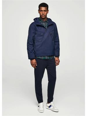 Куртка - SHAVE MANGO MAN. Цвет: темно-синий