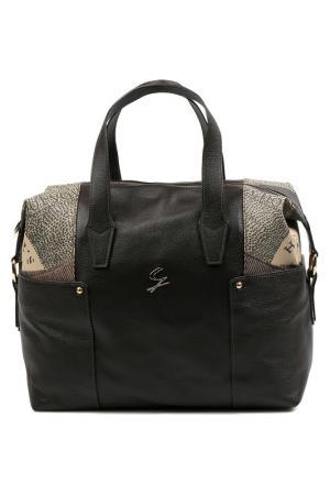 Bag Gattinoni. Цвет: dark brown
