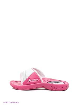 Пантолеты Rider. Цвет: розовый
