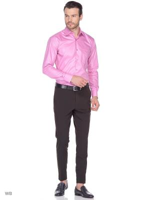 Рубашка Fayzoff-SA. Цвет: розовый