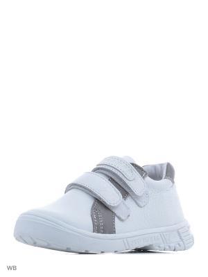 Ботинки Ronnon. Цвет: серый, белый
