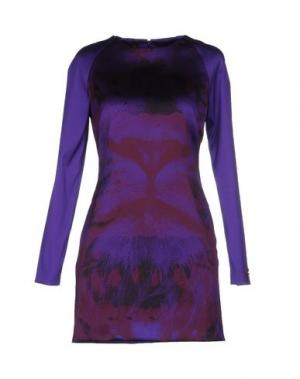 Короткое платье GOOD ON HEELS. Цвет: фиолетовый