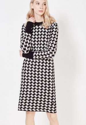 Платье G-Star. Цвет: черно-белый