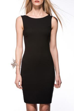 Платье Milla by trendyol. Цвет: черный