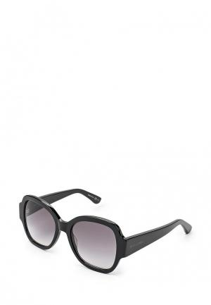 Очки солнцезащитные Saint Laurent. Цвет: черный