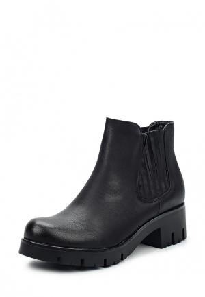 Ботинки Gioia. Цвет: черный