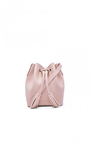 Маленькая сумочка maslin Rachael Ruddick. Цвет: румянец
