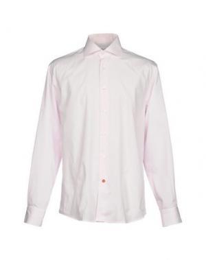 Pубашка ERA. Цвет: розовый