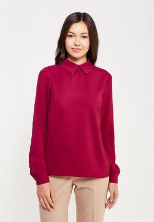 Блуза Vittoria Vicci. Цвет: бордовый