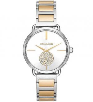 Часы с декоративной отделкой Michael Kors